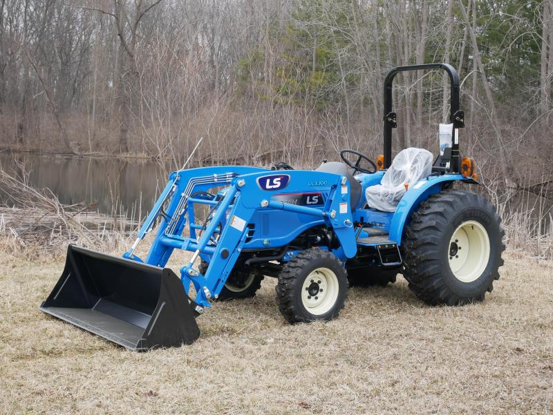 2020 LS Tractor MT225HE 4x4 Compact Tractor