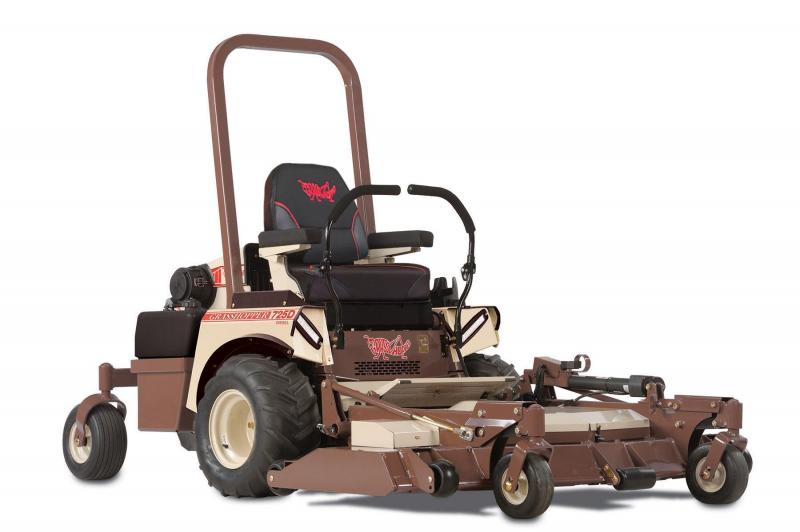 2019 Grasshopper 725DT Lawn Mower
