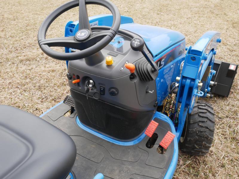 2020 LS Tractor LS MT125 Sub Compact Tractor