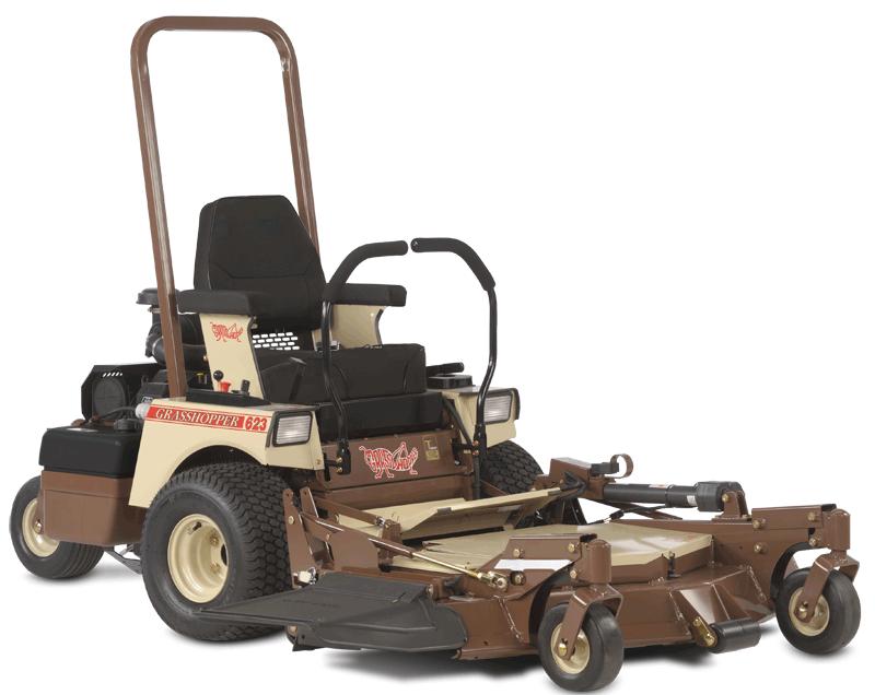 2019 Grasshopper 623T Lawn Mower