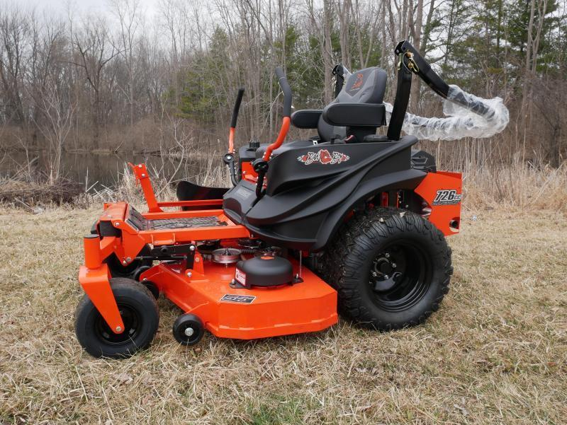 "2019 Bad Boy Maverick 54"" Zero Turn Lawn Mower Kawasaki"