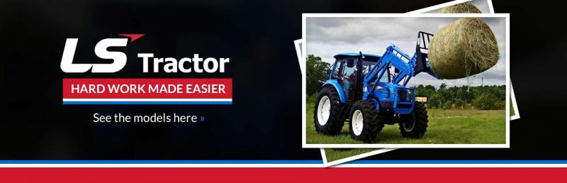 2019 LS Tractor XJ2025H Compact 4x4 Tractor