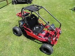 2020 Bennche GK125 Go Cart
