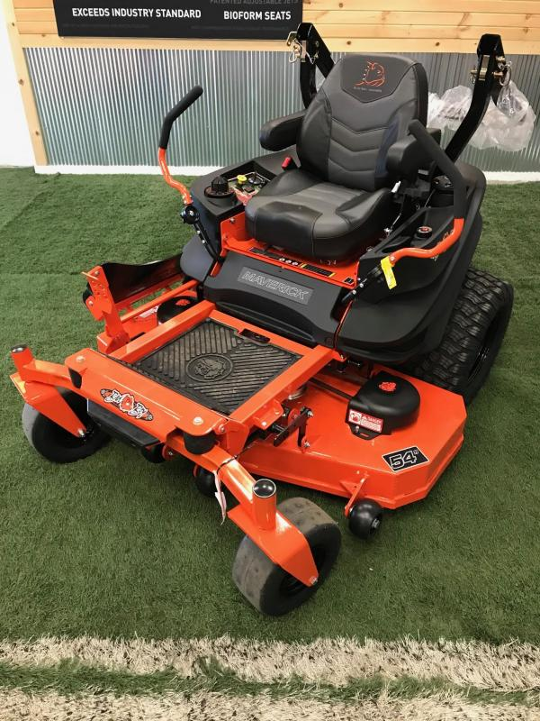 "2020 Bad Boy Maverick 54"" Kohler Zero Turn Lawn Mower"