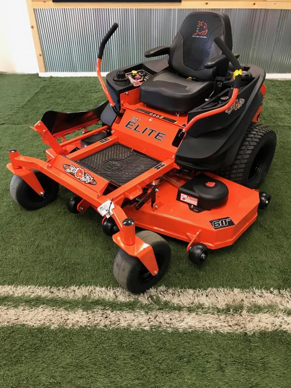 "2020 Bad Boy ZT Elite 60"" Zero Turn Lawn Mower"