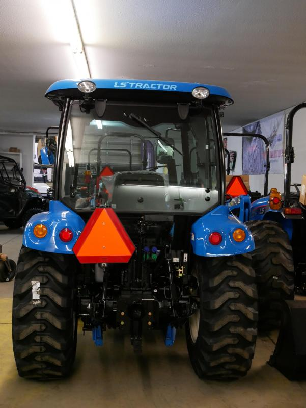 2020 LS Tractor XR3135HC 4x4 Compact Tractor W/Cab