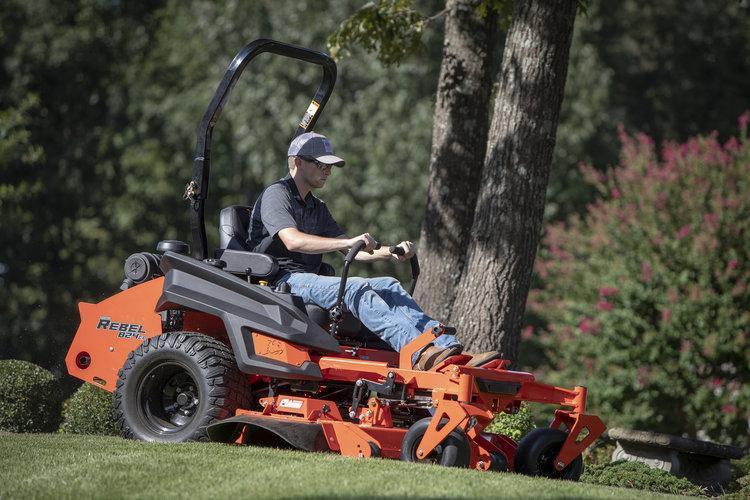 2019 Bad Boy Rebel 27HP Kohler Zero Turn Lawn Mower