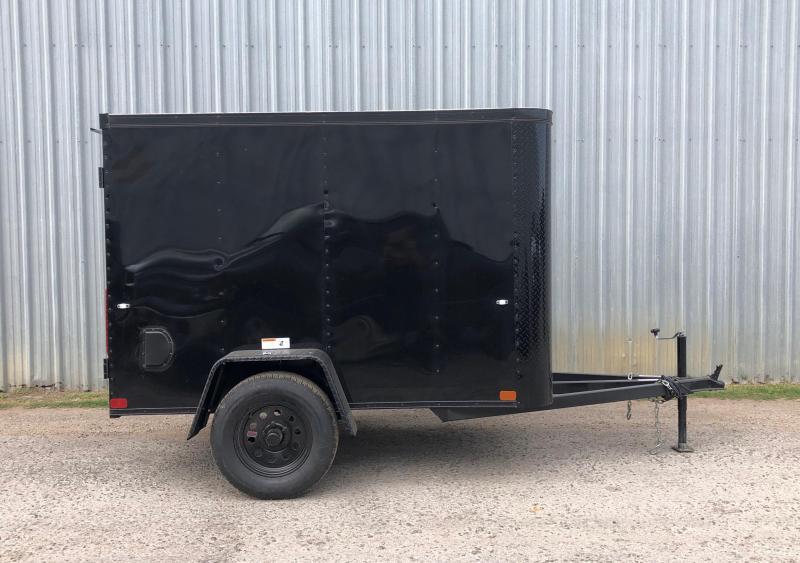 2020 Cargo Craft Elite Flat Nose Enclosed Cargo Trailer