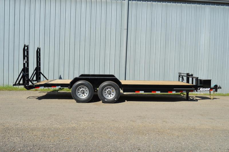 2019 Lamar Trailers Equipment Hauler (H6) 14K - 16K Equipment Trailer