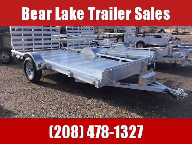 2020 Silverwing SW12s Utility Trailer