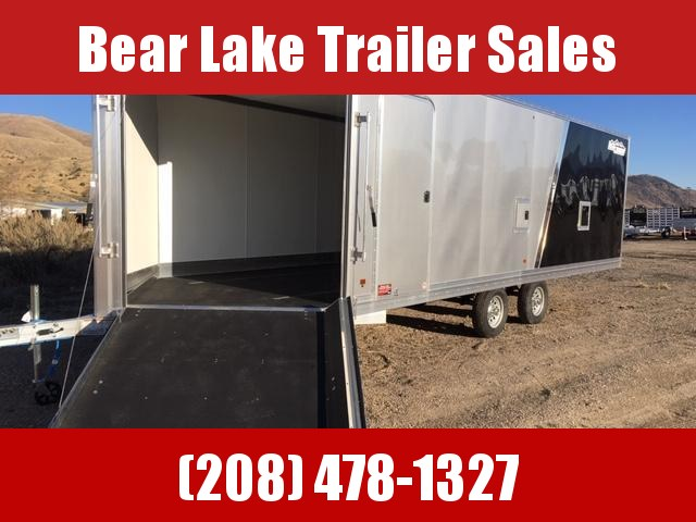2020 High Country Trailers HES 101x24 Snowmobile Trailer