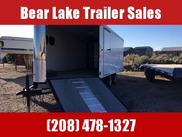 2005 Charmac Trailers 3 place snowmobile trailer Snowmobile Trailer