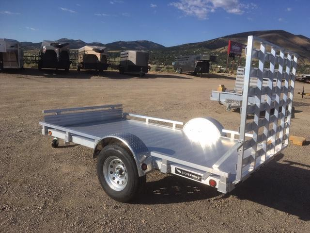 2020 Silverwing SW10s Utility Trailer