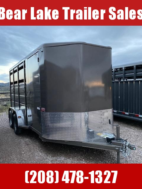 2019 Titan Trailers Primo 3 horse Horse Trailer