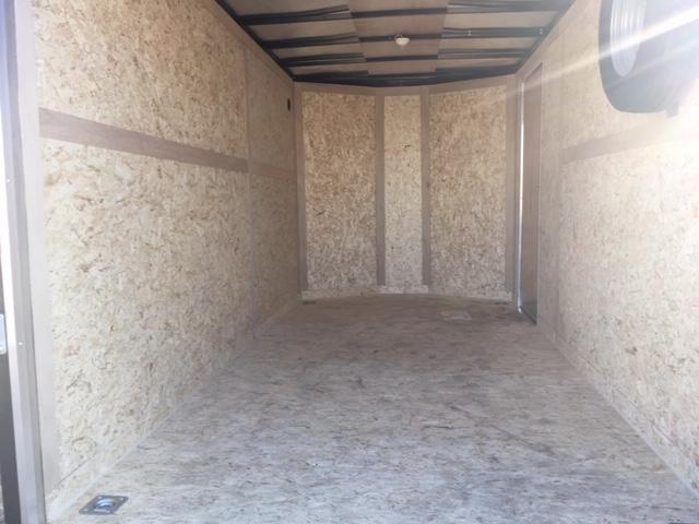 2020 Wells Cargo FT714D Enclosed Cargo Trailer