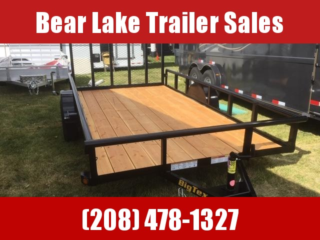 2020 Big Tex Trailers 35SA-12 Utility Trailer