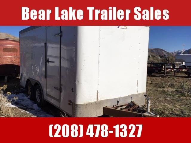 2003 Pace American enclosed cargo trailer Enclosed Cargo Trailer