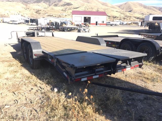 2020 Titan Trailers LO Glide Utility Utility Trailer