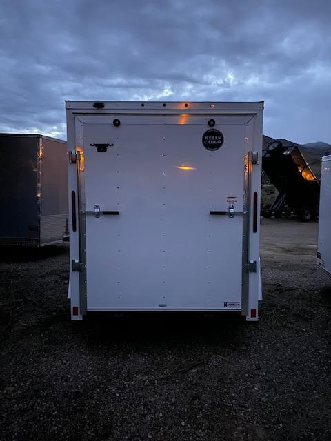 2020 Wells Cargo Fast Trac FT610 Enclosed Cargo Trailer