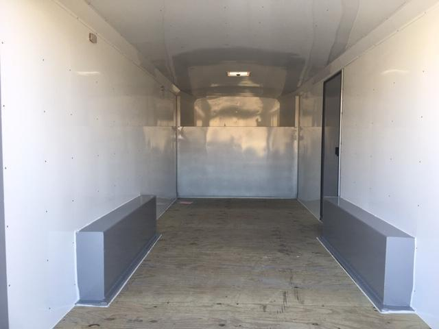 2020 Titan Trailers Goosneck Cargo Enclosed Cargo Trailer