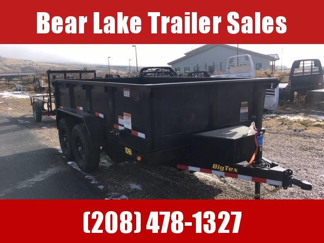 2020 Big Tex Trailers 10SR-12 Dump Trailer