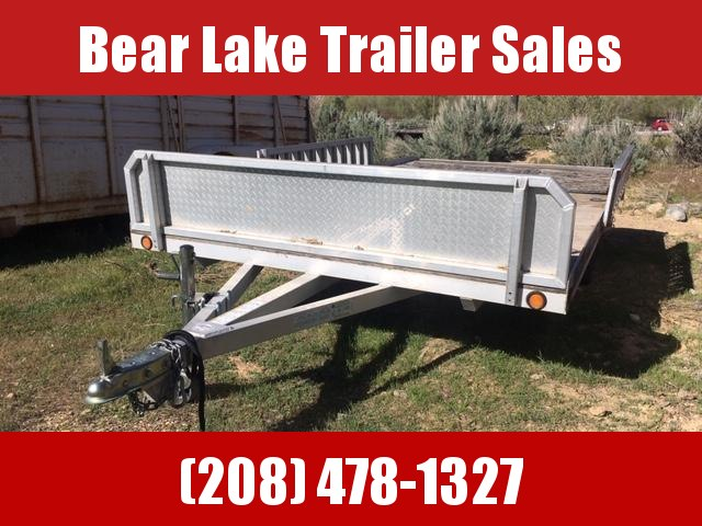 2011 Mission ATV Trailer Utility Trailer