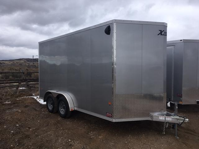 2020 High Country XPS 7.5x14 Enclosed Cargo Trailer