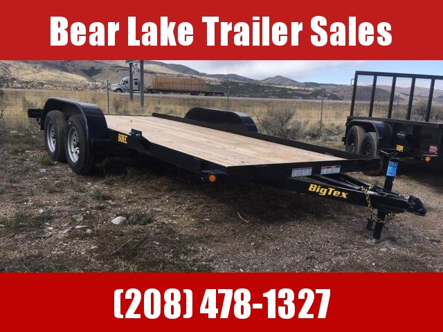 2020 Big Tex Trailers 60EC-16 Utility Trailer