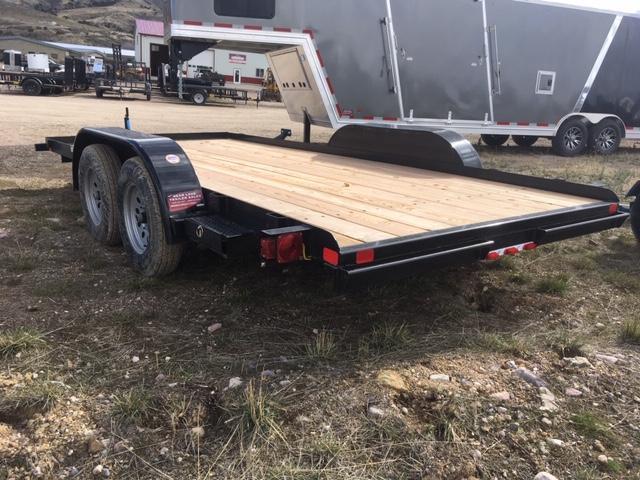2020 Big Tex Trailers 60EC-16 Utility Trailer