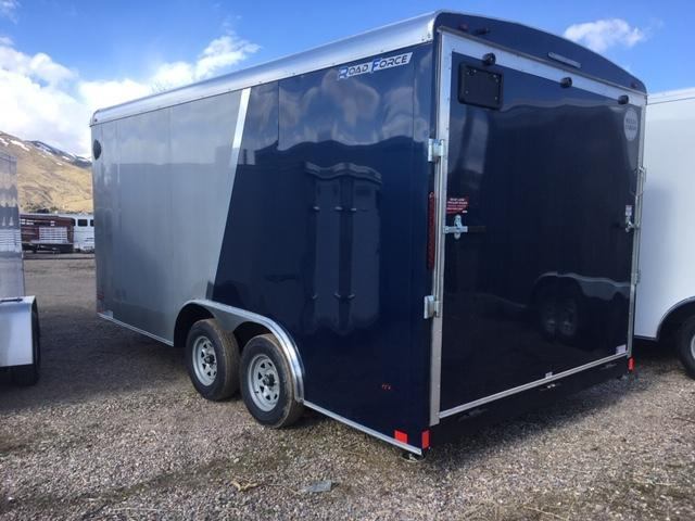 2020 Wells Cargo RF8516 Enclosed Cargo Trailer