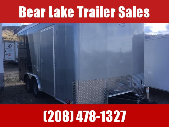 2020 Wells Cargo RF8516 Enclosed Cargo Trailer