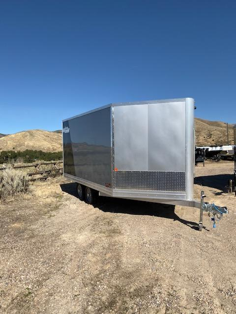 2020 High Country Trailers Boondocker Snowmobile Trailer