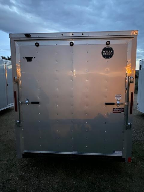 2020 Wells Cargo Fast Trac FT714 Enclosed Cargo Trailer