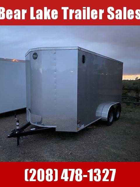 2020 Wells Cargo Fast Trac FT714 Enclosed Cargo Trailer