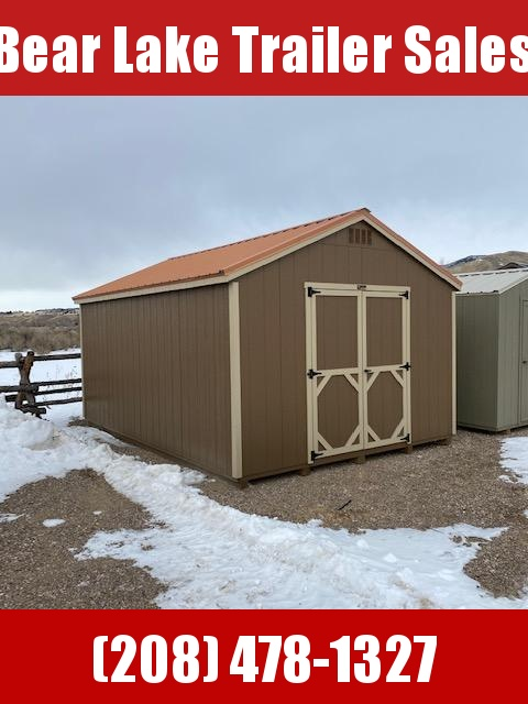 "2018 ""Quaker"" Utility Shed by MSC"