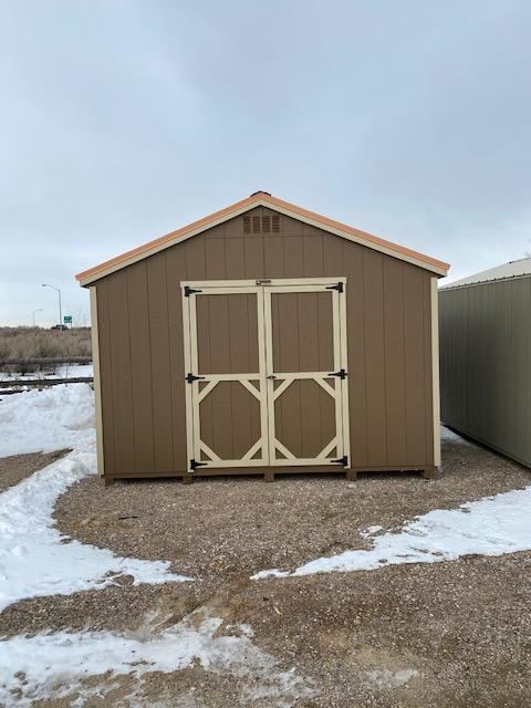 """2018 """"Quaker"""" Utility Shed by MSC"""