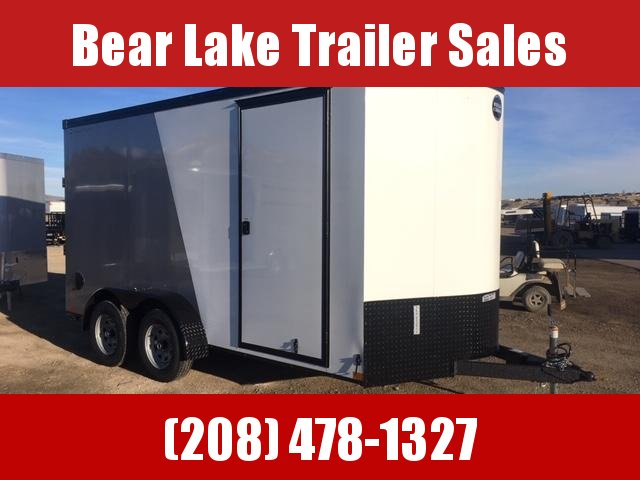 2020 Wells Cargo RF714 Phantom PKG Enclosed Cargo Trailer