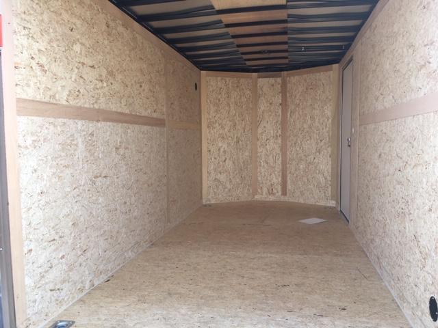 2020 Wells Cargo RF714 Phantom PKG Enclosed Cargo Trailer