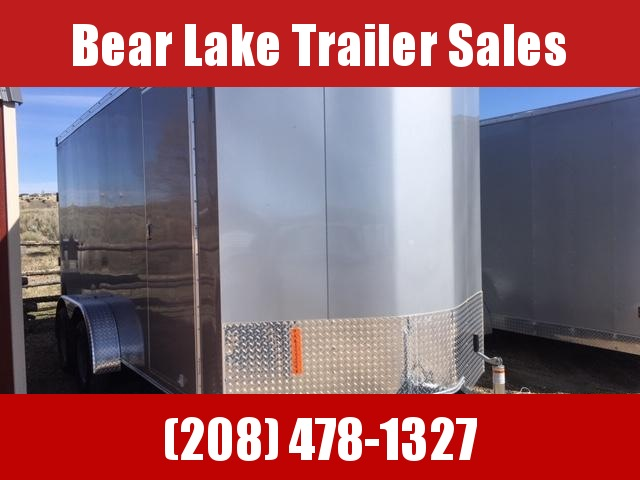 2020 Wells Cargo Road Force 7x16 Enclosed Cargo Trailer