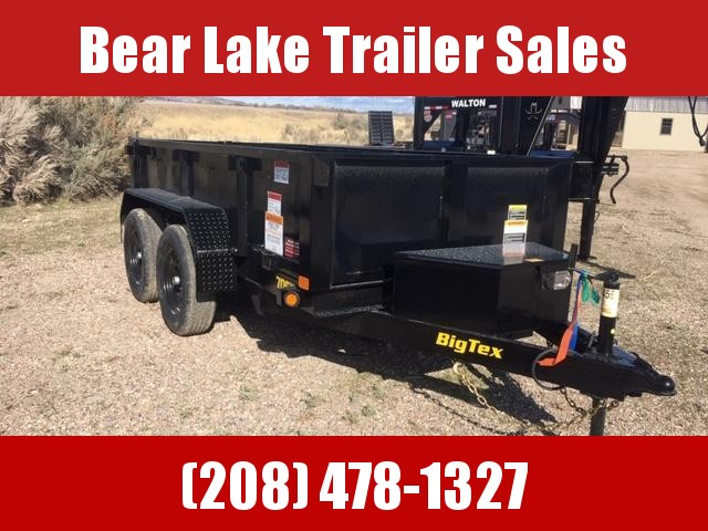 2020 Big Tex Trailers 70SR-10-5 Dump Trailer