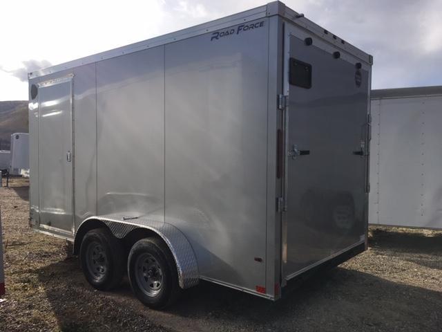 2020 Wells Cargo RF714 Enclosed Cargo Trailer