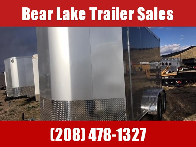 2020 Wells Cargo RF714 Enclosed Cargo Trailer