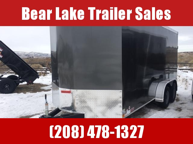 2020 Wells Cargo RFV716 Enclosed Cargo Trailer