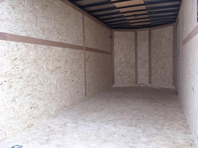 2020 Wells Cargo RFV716 Enclosed Cargo Trailer