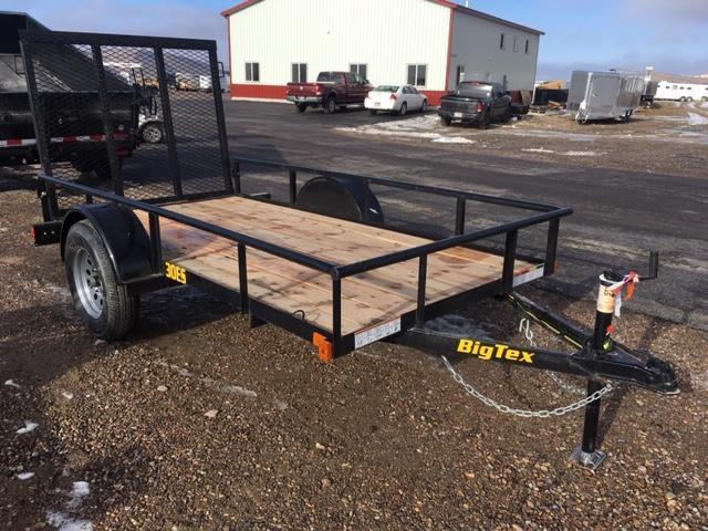 2020 Big Tex Trailers 30ES-10 Utility Trailer