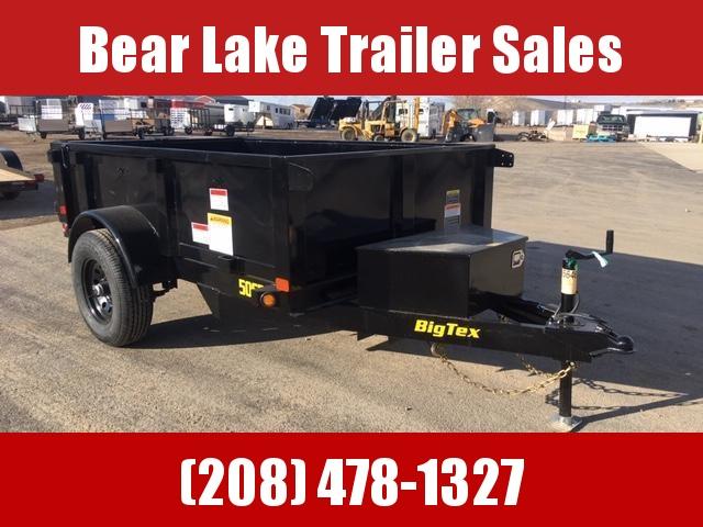 2020 Big Tex Trailers 50SR-8 Dump Trailer