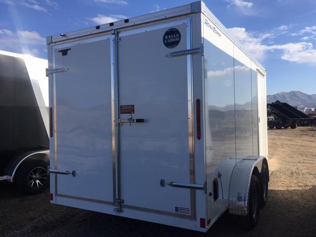 2020 Wells Cargo RFV7x14 Enclosed Cargo Trailer