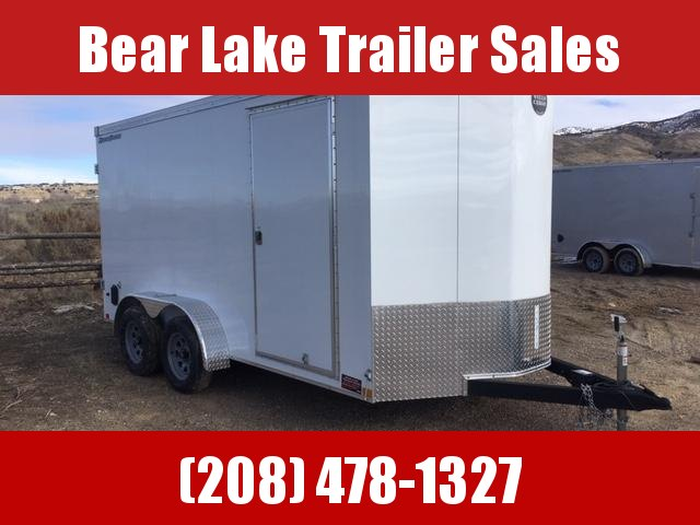 2020 Wells Cargo Road Force 7x14 Enclosed Cargo Trailer