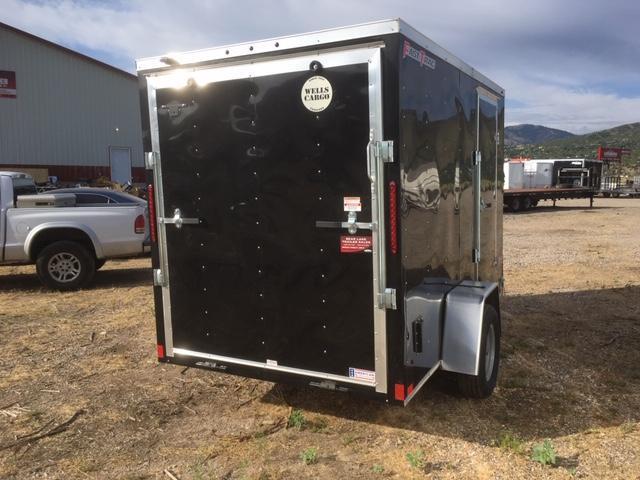 2020 Wells Cargo FT610 Enclosed Cargo Trailer