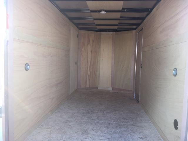 2020 Wells Cargo FT612 Enclosed Cargo Trailer